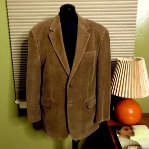Ralph Lauren Green Label Corduroy Sports Coat-42R